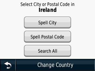 Step #3, Spell Postal Code